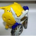 Glücksschwein für Radfahrer